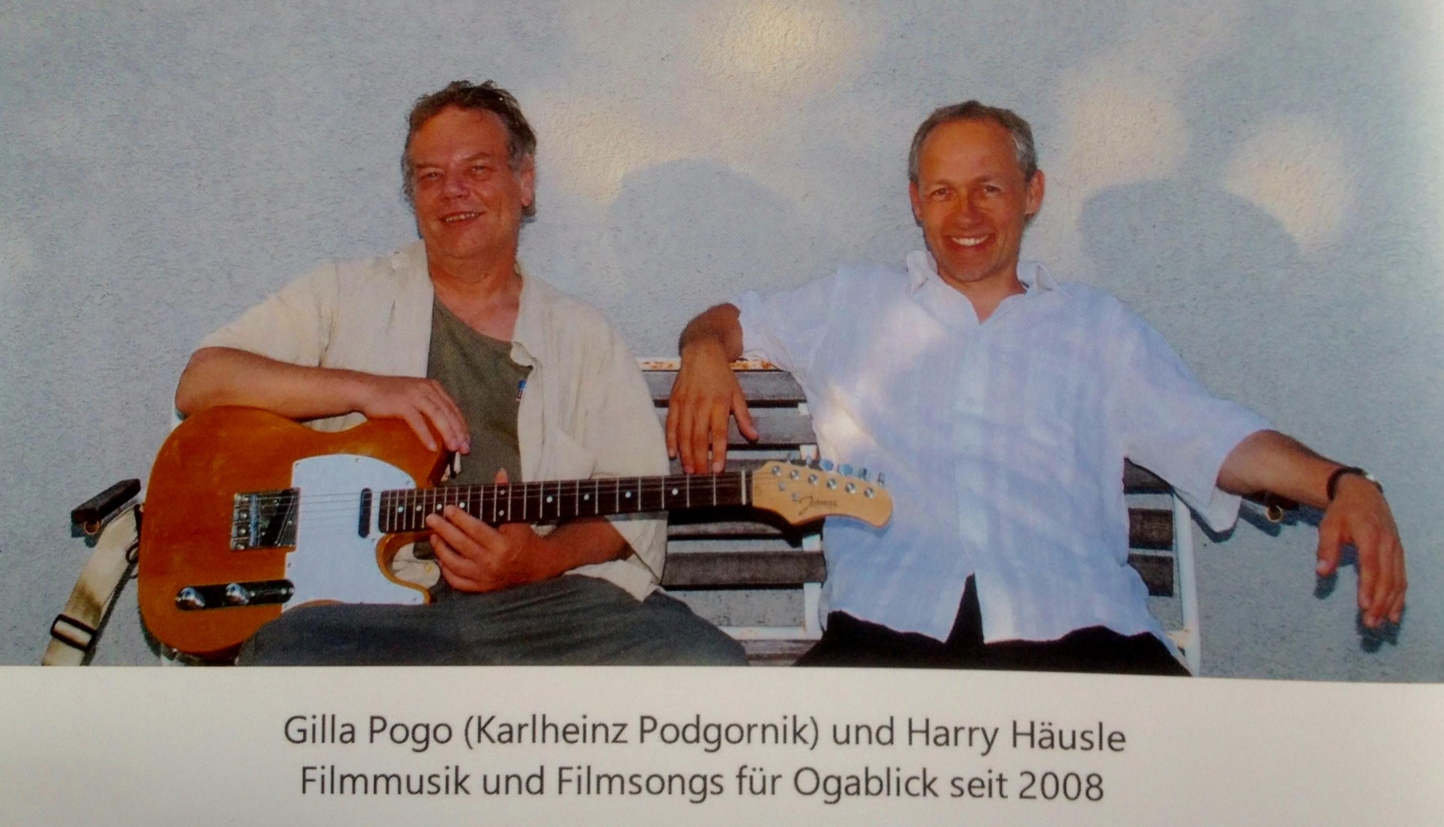 Gilla und Harry-Ogablick-2008